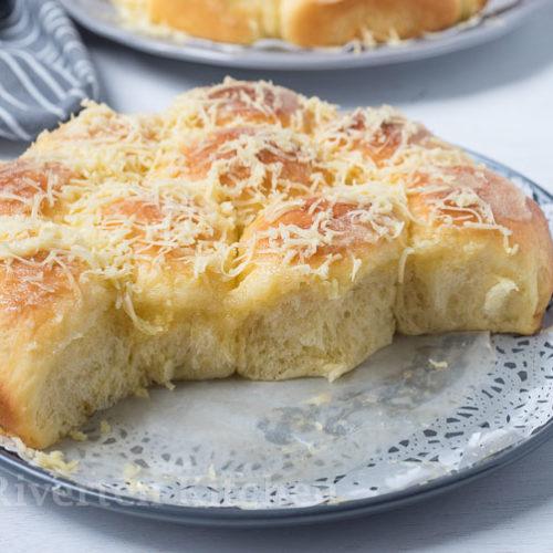 Ensaymada Bread Rolls