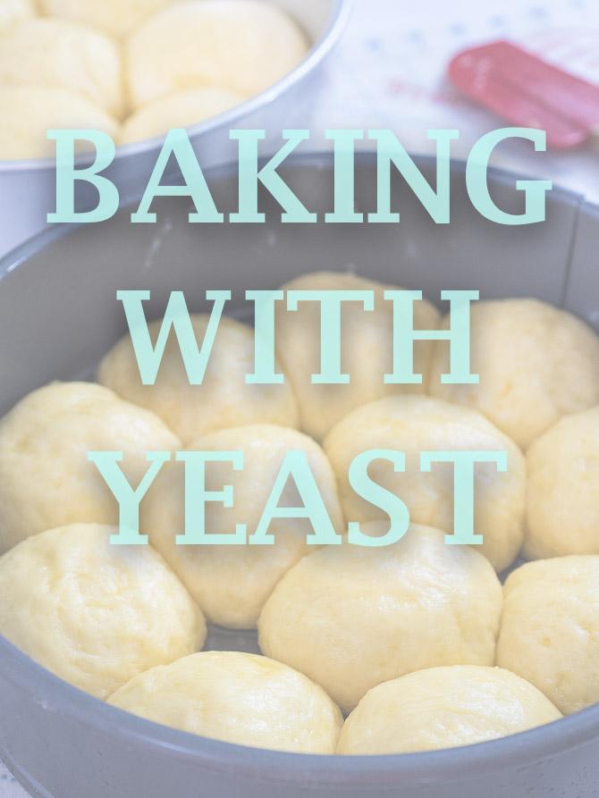 Beginners Guide Baking Yeast