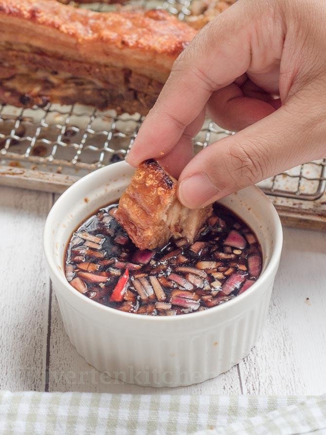 Filipino Dipping Sauce Sawsawan