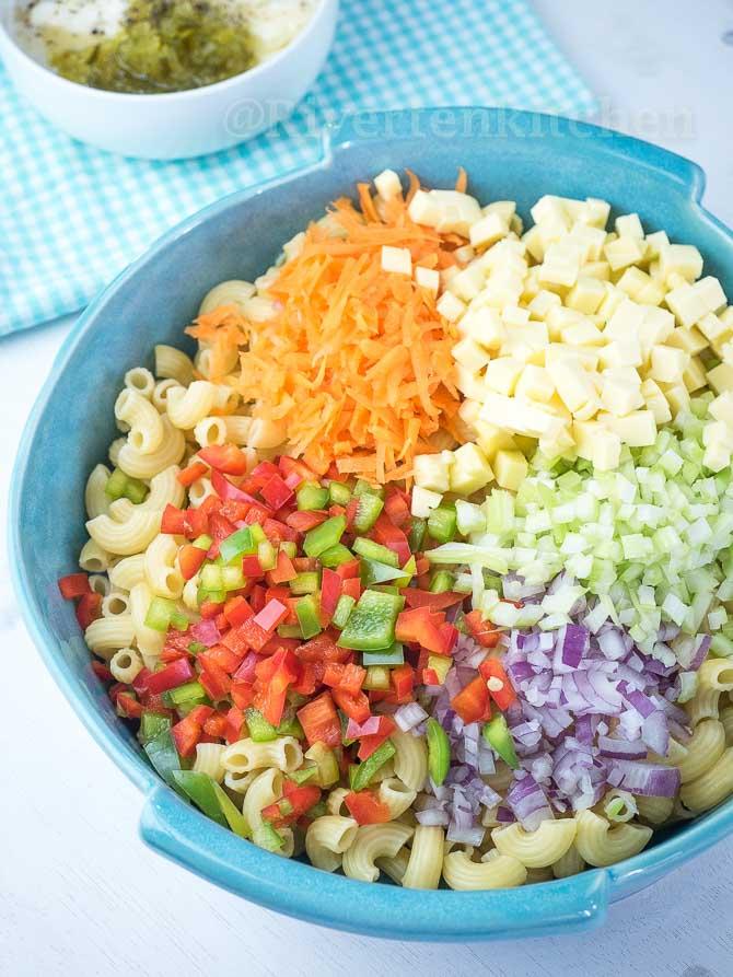 Macaroni Salad Recipe Condensed Milk