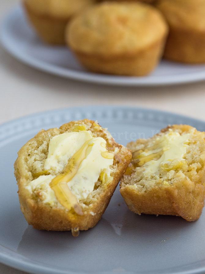 No Cornmeal Corn Muffin