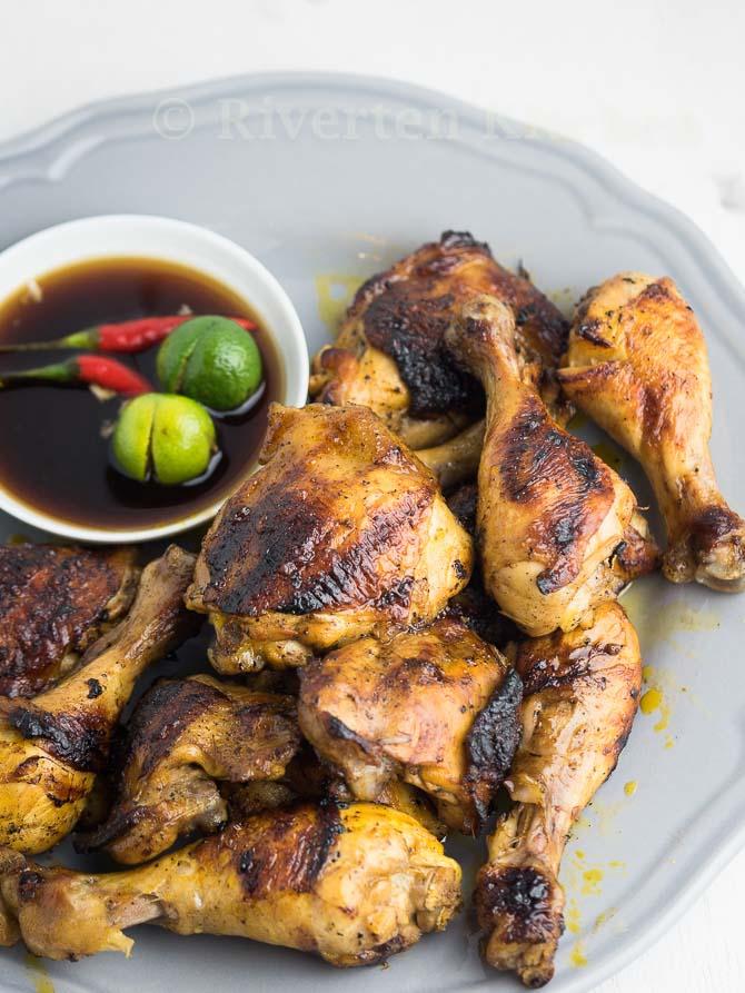 Filipino Chicken Inasal Recipe