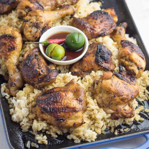 Filipino Chicken Grilled Recipe