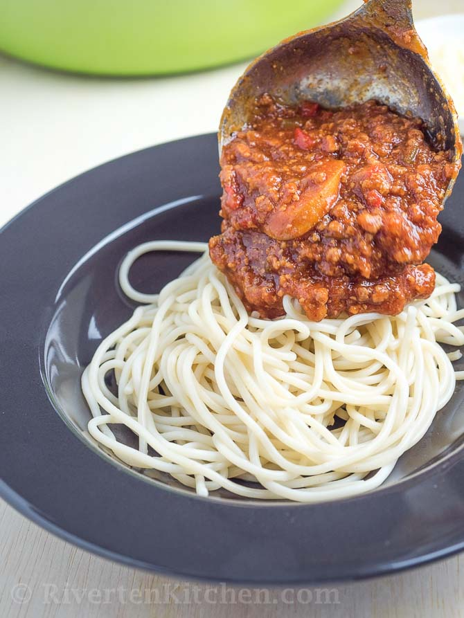 How to make Filipino Spaghetti sauce