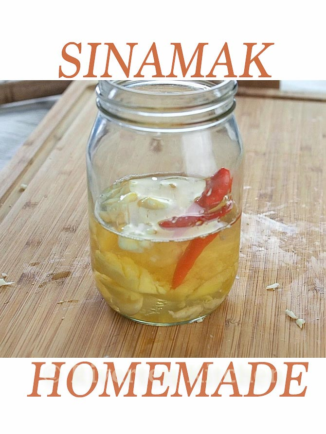 Sinamak Recipe