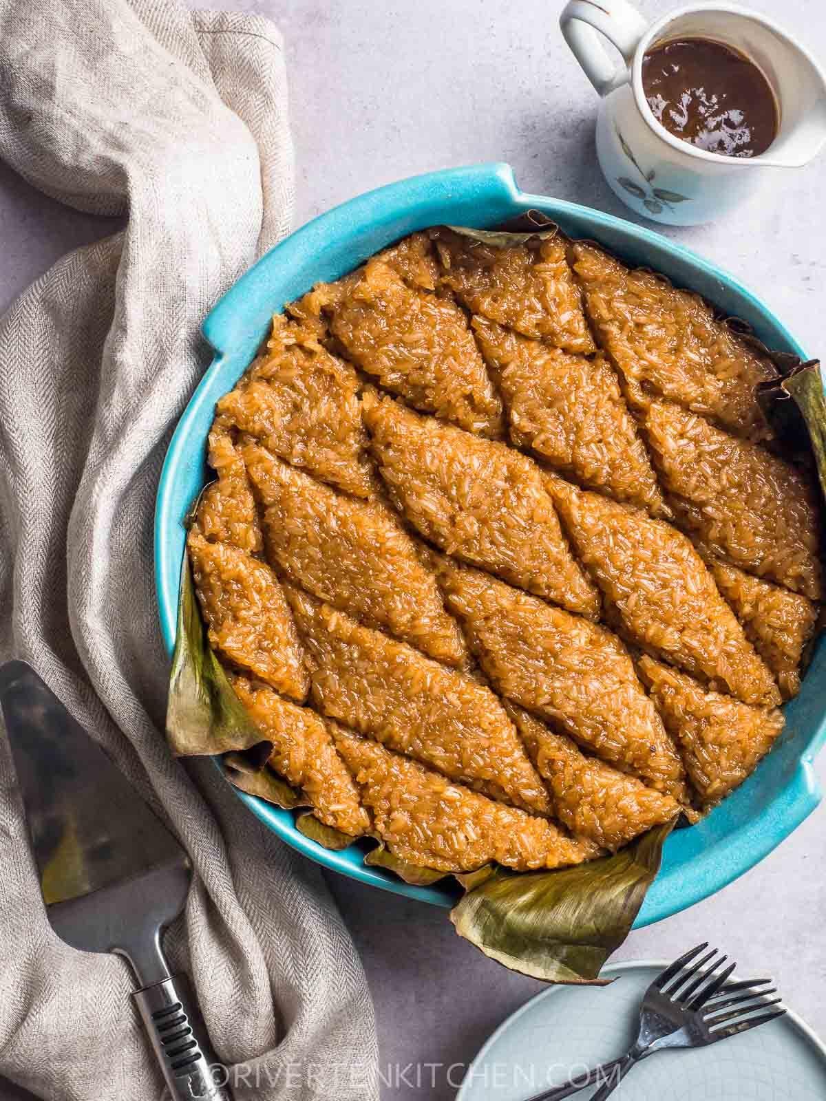 Biko Rice Cake