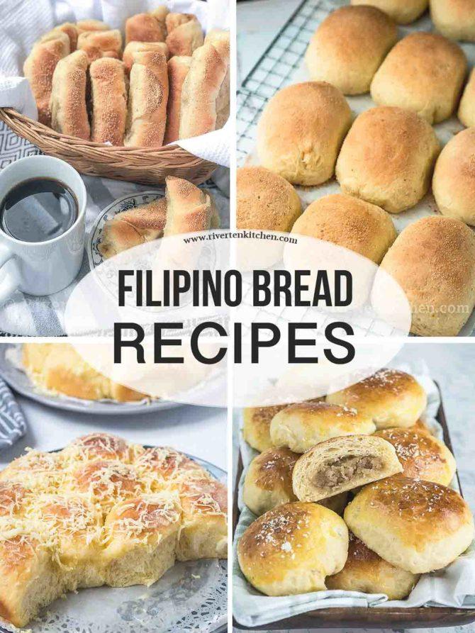 Filipino Bread Recipe Collection